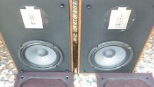 PAIR VINTAGE INFINITY QE SPEAKERS WITH EMIT TWEETERS