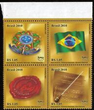 BRAZIL MNH 2011 America UPAEP - Mail Boxes