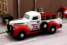 New In Box 1/43 Gearbox  Diecast O Scale 1942 Ford Pepsi-Cola Pickup Truck