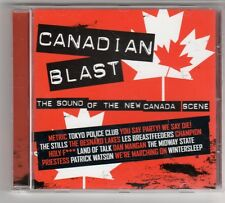 (GS347) Canadian Blast, 15 tracks various artists - NME CD