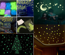 Multicolor Stars Wall Decal Stickers home Star Kids Room Art Nursery Decor CF29