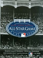 2008 Official MLB All-Star Game Program: MLB Insiders Club Limited Edition