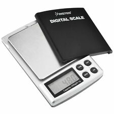 Digital Scale 1000g x 0.1g Jewelry Gold Silver Coin Grain Gram Pocket Size Herb