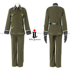 Hetalia: Axis Powers Ludwig/Germany Uniform Uniform COS Clothing Cosplay Costume