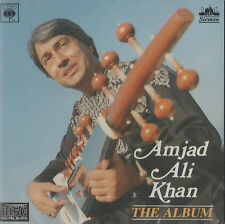 AMJAD ALI KHAN - THE ALBUM - BRAND NEW ORIGINAL CD