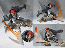 Japanese Anime One Piece Red-Haired Pirates Shanks Statue Figurine 13cm no box