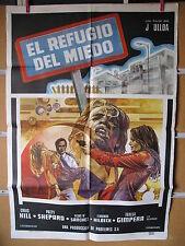 3606      EL REFUGIO DEL MIEDO. GRAIG HILL, PATTY SHEPARD, PEDRO Mª SANCHEZ