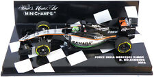Minichamps Force India VJM09 #27 2016 - Nico Hulkenberg 1/43 Scale