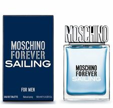 Moschino Forever Sailing 100ml Eau de Toilette for Men New In Box ✰Free P&P✰