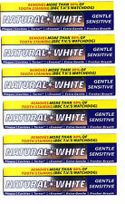 6 X Beverly Hills Formula Gentle Sensitive Toothpaste Whiter Teeth Fresh Breath