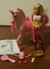 Barbie with Horse and accessories