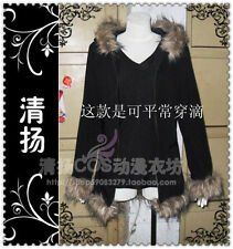 Durarara!! Izaya Orihara Jacket Coat Cosplay Costume