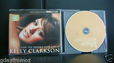Kelly Clarkson - Low 4 Track CD Single Incl Video