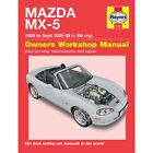 [5565] Mazda MX-5 MX5 1989-Sep 2005 (G to 55 Reg) Haynes Workshop Manual