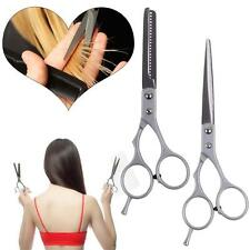 "Salon 6"" Professional Hair Cutting & Thinning Scissors Shears Hairdressing Set"