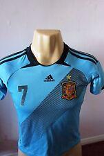 Equipo Nacional de España rfcf lejos Camisa 2008 AJ #7 Adidas Tamaño Niño muy agradable