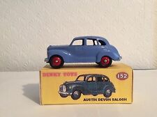 dinky toys  AUSTIN DEVON SALOON, with repro box