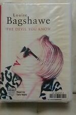 The Devil You Know by Louise Bagshawe: Unabridged Cassette Audiobook (R2)