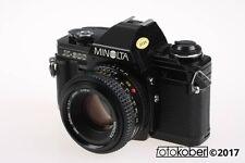 MINOLTA X-300 mit MD 50mm f/1,7 - SNr: 9283209