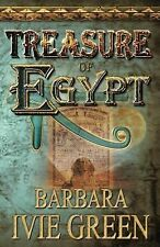 Treasure of Egypt : Treasure of the Ancients by Barbara Ivie Green (2011,...