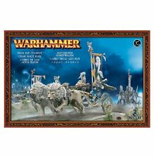LION CHARIOT OF CHRACE  - AGE OF SIGMAR - GAMES WORKSHOP -  HIGH ELF ELVES