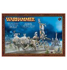LION CHARIOT OF CHRACE  - AGE OF SIGMAR - GAMES WORKSHOP -  HIGH ELF ELVES