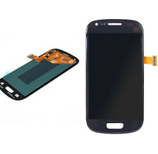 AMOLED Front Full lcd display touch screen for samsung galaxy S3 mini i8190 Blue