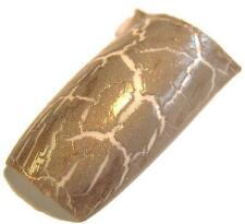 5ml Crackle Nagellack metallic braun, Crackling, Lack, Splitter Effekt, Nr.37