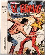 ALBUM EL BRAVO n°5 ~ avec n°13-14-15 ¤ 1978