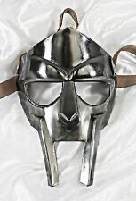 Super Gladiator face mask helmet Hand-Forged sca-larp-helmet-roman-armor-mf doom
