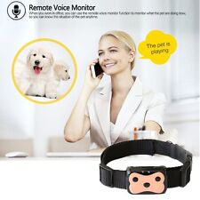 Mini Personal Dog Cat Collar Pet ID Locator GPS Tracker GSM Tracking Waterproof
