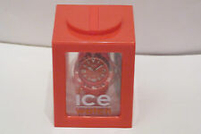 BN In New Becubic Box Genuine Ice Solid Red Unisex Ice Watch. RRP £89.95