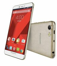 Panasonic P55 Novo 3GB Champagne Gold Mobile Phone /4G Volte / 16GB /