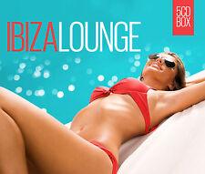 CD Ibiza Lounge von Various Artists 5CDs