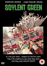 DVD:SOYLENT GREEN - NEW Region 2 UK