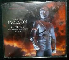 MICHAEL JACKSON - HISTORY PAST PRESENT AND FUTURE BOOK 1, 2 CD SET AUSTRALIA