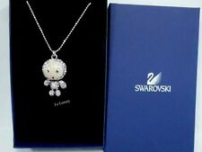 Swarovsk 3D Erika Violet Pendant head/arms/legs moveable Crystal MIB 1084488