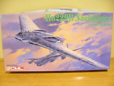 Vintage Ho229B Nachtjager DML Model Airplane Kit