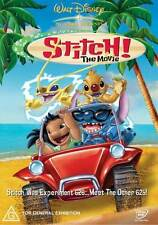 Stitch! The Movie * NEW DVD * Tia Carrere Chris Sanders * animated