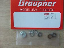 4984/60 Graupner Kyosho pays Jump roulement à billes Embrayage Neuf