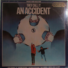 They Call It an Accident (Soundtrack) Nathalie Delon (U2,Steve Winwood,J. Roden)