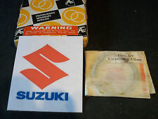 SUZUKI PISTON RINGS A100 AS100 ASS100 +0.25mm  (1) NEW