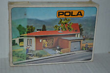 Pola 524 Bungalow With Garage  Ho Scale kit