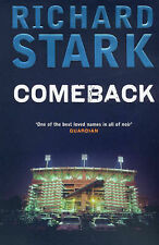 Richard Stark Comeback (Parker 18) Very Good Book