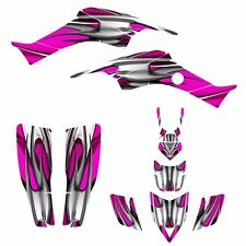 TRX 400 EX Graphics kit for Honda 1999 - 2007 400EX custom deco #1200 Hot Pink