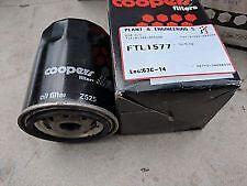 Suzuki (1985-2005) Toyota (1986-1994) Oil Filter Cooper Z525