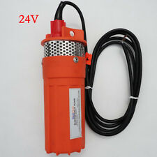 Farm&Ranch 24V Submersible Deep DC Solar Well Water Pump Solar Alternate Energy