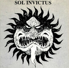 "SOL INVICTUS See the dove fall - 7"" - Ltd. 450 Clear Vinyl"