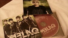 MBLAQ Your Luv CD SINGLE JAPAN SRCL-7628 MINT s107