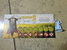 Gli altri: 7 peccati. Calaveras Hero + Dashboard (Kickstarter esclusiva) KSE.
